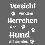 Vorsicht vor dem Herrchen der Hund ist harmlos V2