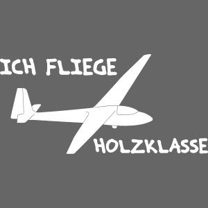 ka6 lustiger Spruch Segelflugzeug Segelflieger