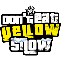 Don't eat yellow snow - Schnee, Winter, lustig