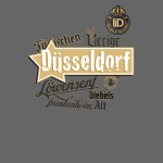 LiD - Düsseldorfer Marken - Black/Gold Edition