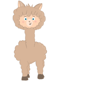 No Lama No Friend Kein Lama kein Freund Geschenk