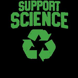 Unterstützen Sie Wissenschaft - Weinlese-Tag der Erde-Hemd - bereiten Klima auf