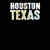 Houston Texas Karte