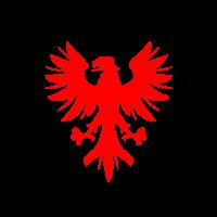 eagle wappen rot