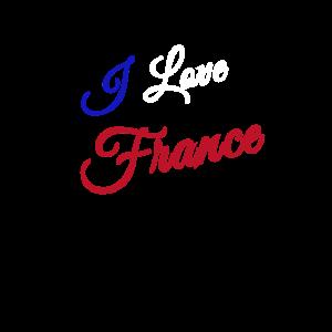 France Nationalitaet Shirtidee Geschenk
