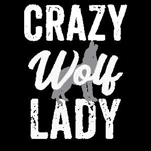 Verrückte Wolfsdame, Wolfsliebhaber