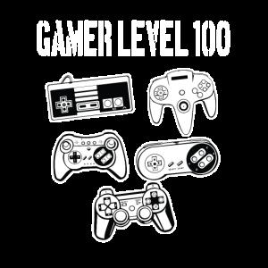Gamer Level 100