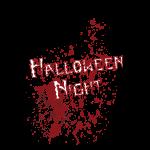 Halloween Night - Blutspritzer