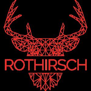 Rothirsch Hirsch Weihnachten WOW