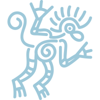 Affe Quetzalcoatl