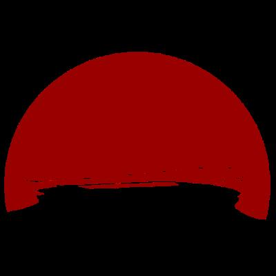 Hannover Fussballstadion Sonnenuntergang - Das Hannover Fussballstadion, AWD-Arena auf dein Shirt im roten Sonnenuntergang. - rot,fußball,fussballstadion,awd,arena,Sonnenuntergang,Nordderby,Hannover,H96