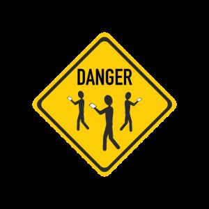 Social Media Vorsicht Gefahr