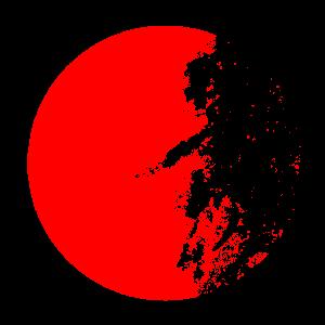 OTAKU japanische Schriftzeichen