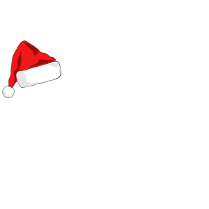 Weihnachten Hohoho Weihnachtsmann X-mas Geschenk
