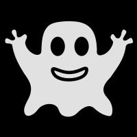 kleiner Geist Gespenst Horror Grusel Spuken