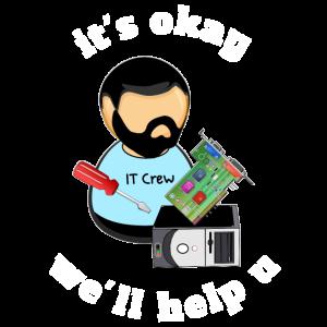 IT Crew wir helfen dir