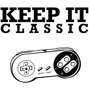 Keep it Classic Retro Gaming