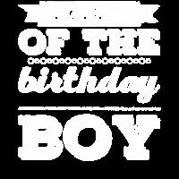 Mama vom Geburtstags Jungen