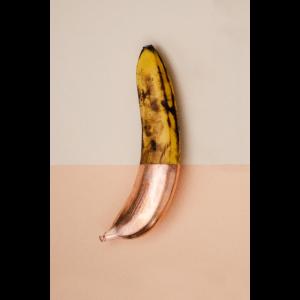 Kupfer Banane