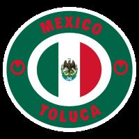 Mexiko Toluca / Geschenk Flagge Nationalflagge