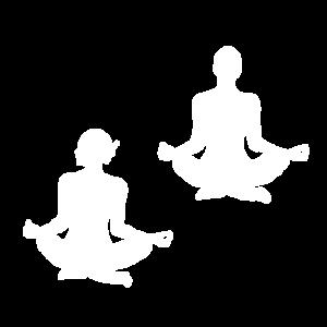 Yoga Schneidersitz