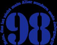 Jahrgang 1990 Geburtstagsshirt: 1998 - Jahrgang 98