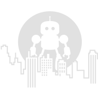 Robot City Skyline