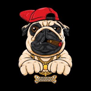 Hip Hop Bulldog