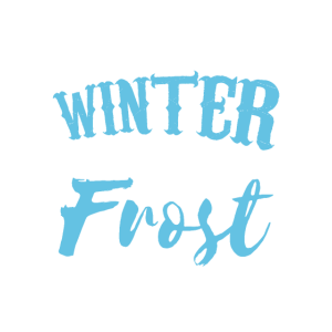 I hate Winter but i love Frost