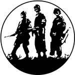 Aseveljet - Iso logo - Tekstitön