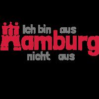 Ich bin aus Hamburg