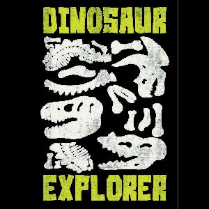 Dinosaurier Forscher