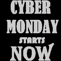 CYBER MONDAY; Sale, Geschenk, Shopping