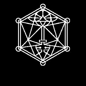 Die Schlüssel Heilige Geometrie