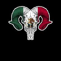 Mexiko Ziegenbock Widder Heimat