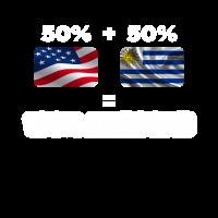 Halb uruguayischen halb amerikanischen total genial