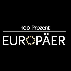 100 Prozent Europäer - Pro Europa Design