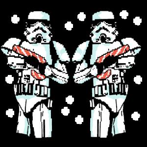 Stormtrooper Weihnachten Geschenk