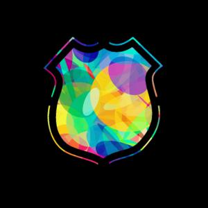 Wappen mit Kreise