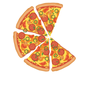 Where are you...? (Pizza Couple) 1