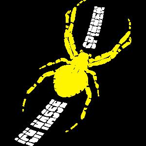 Ich hasse Spinnen Witziges Arachnid Tshirt