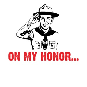 On my Honor...
