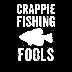 Crappie Fishing Narren, Crappie Angeln