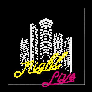 night live, club, musik, disco