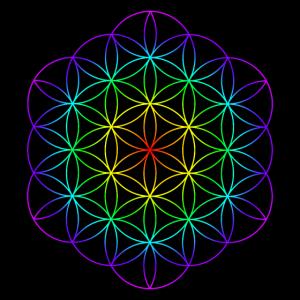 Blume des Lebens 2