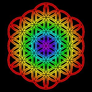 Blume des Lebens 3