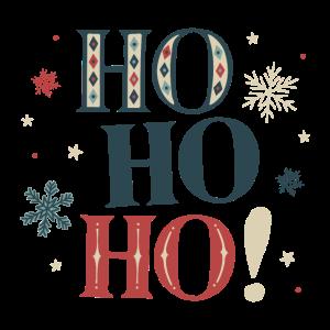 Ho Ho Ho! Weihnachten ist da!