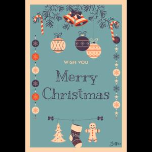 Weihnachtsdesign v2