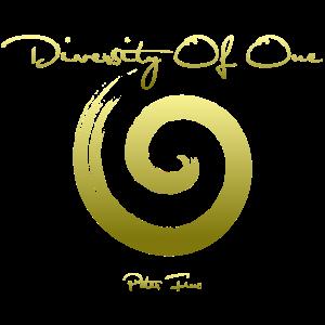 Diversity Of One Logo gold