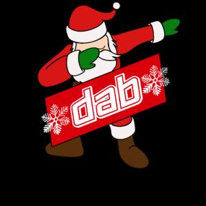 Dabbing Santa Shirt Dabbing Santa Tanz